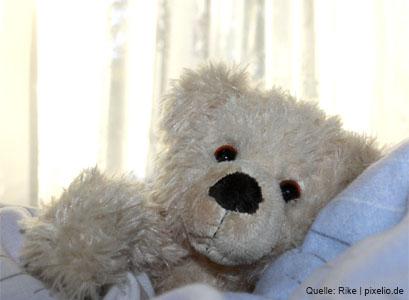 Abnehmen im Schlaf, Bär