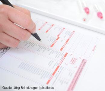 Blutgruppendiät Test