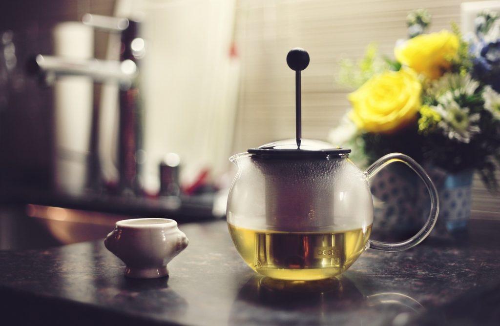 Grüner Tee   natürliche Fatburner