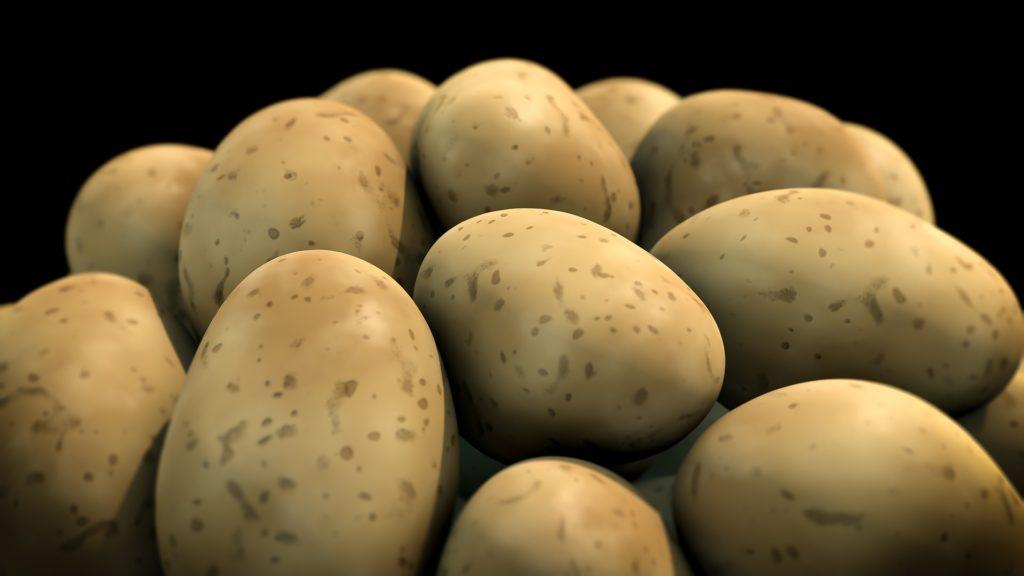 Kartoffeldiät | Kartoffeln