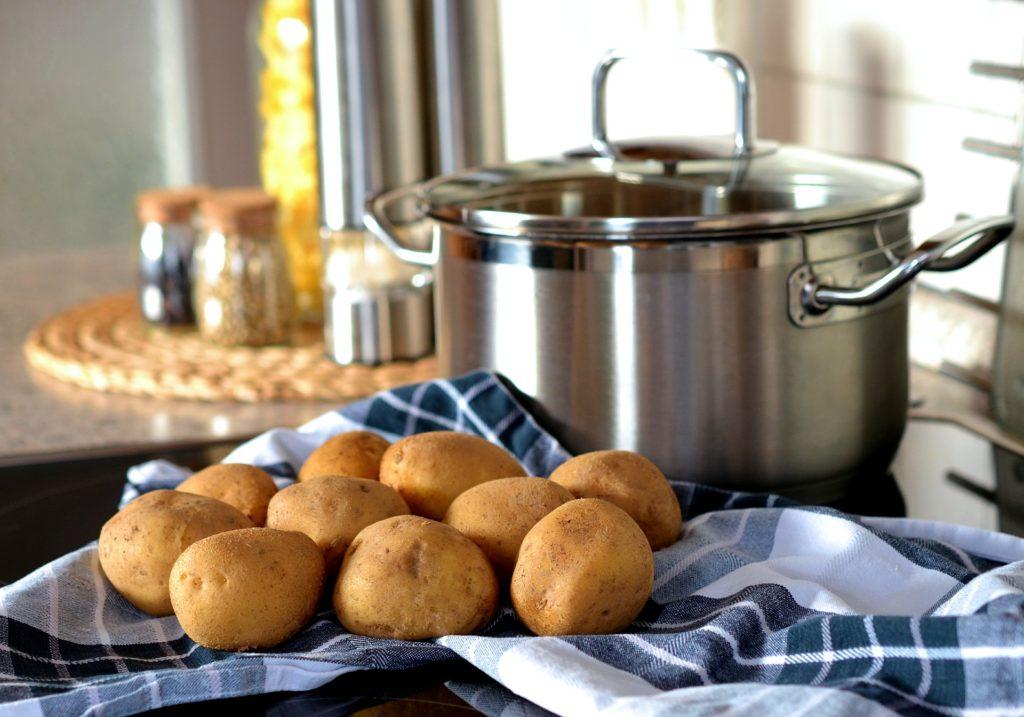 Gekochte Kartoffeln | Kartoffeldiät