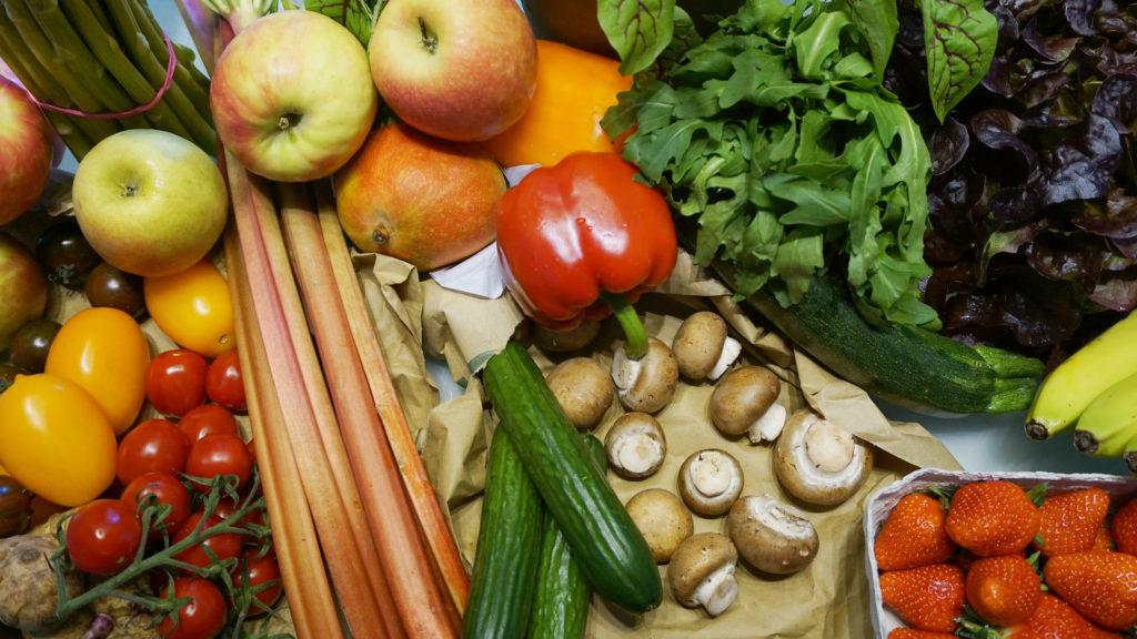 Obst und Gemüse | Können Nahrungsergänzungsmittel bei der Gewichtsabnahme helfen?