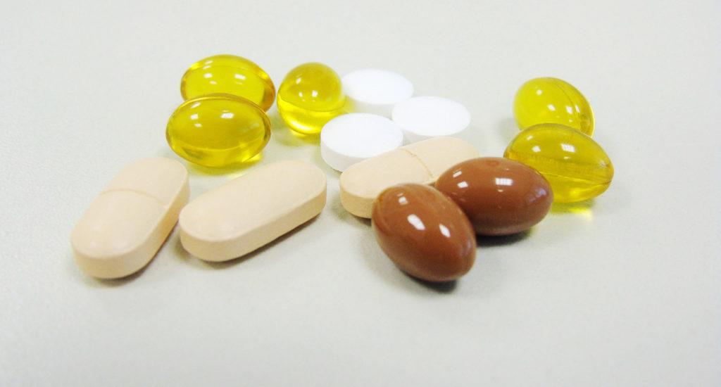 Nahrungsergänzung, Pillen
