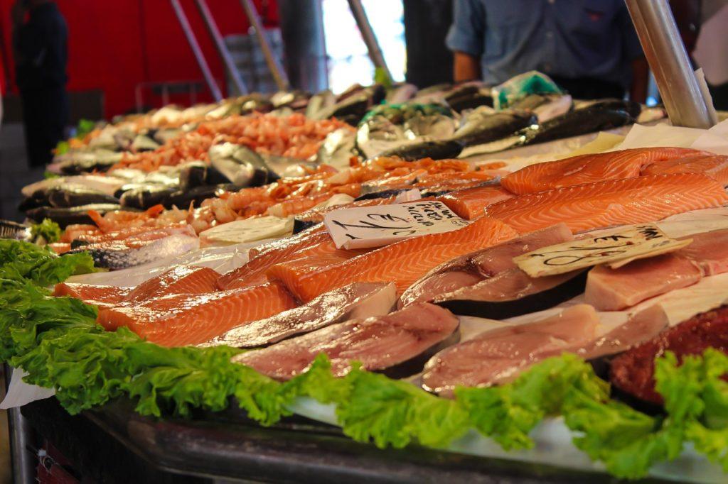 Fischmarkt | Atkins Diät
