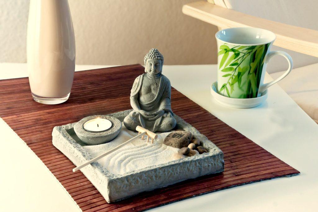 Budha | Frieden | Ruhe | Gleichgewicht