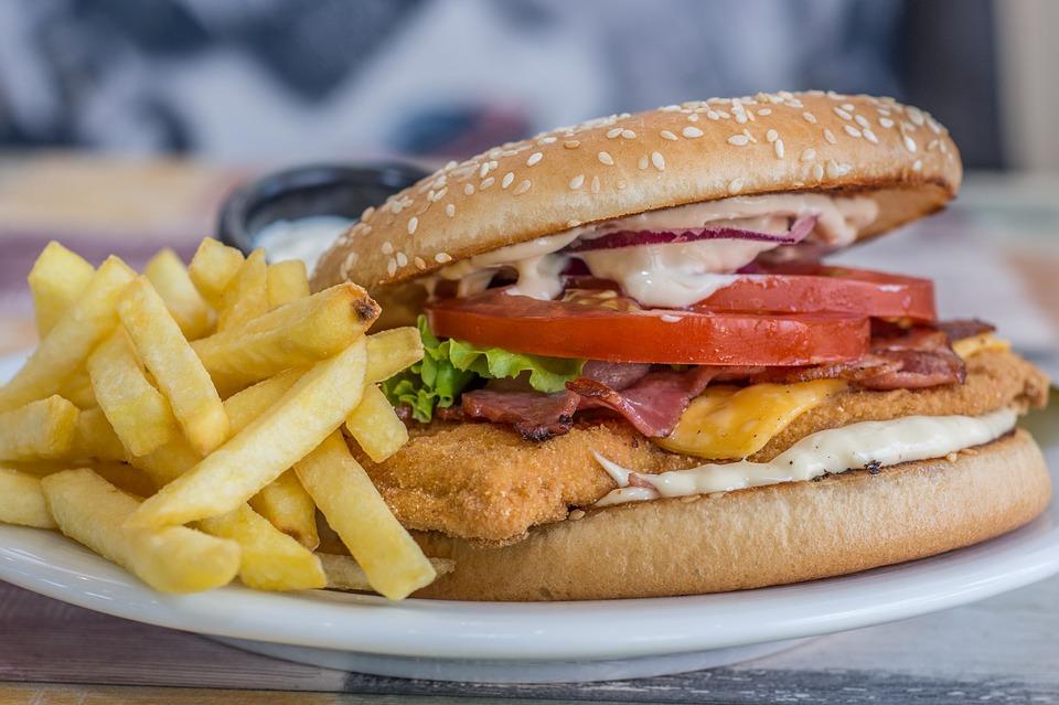 Fastfood-diät